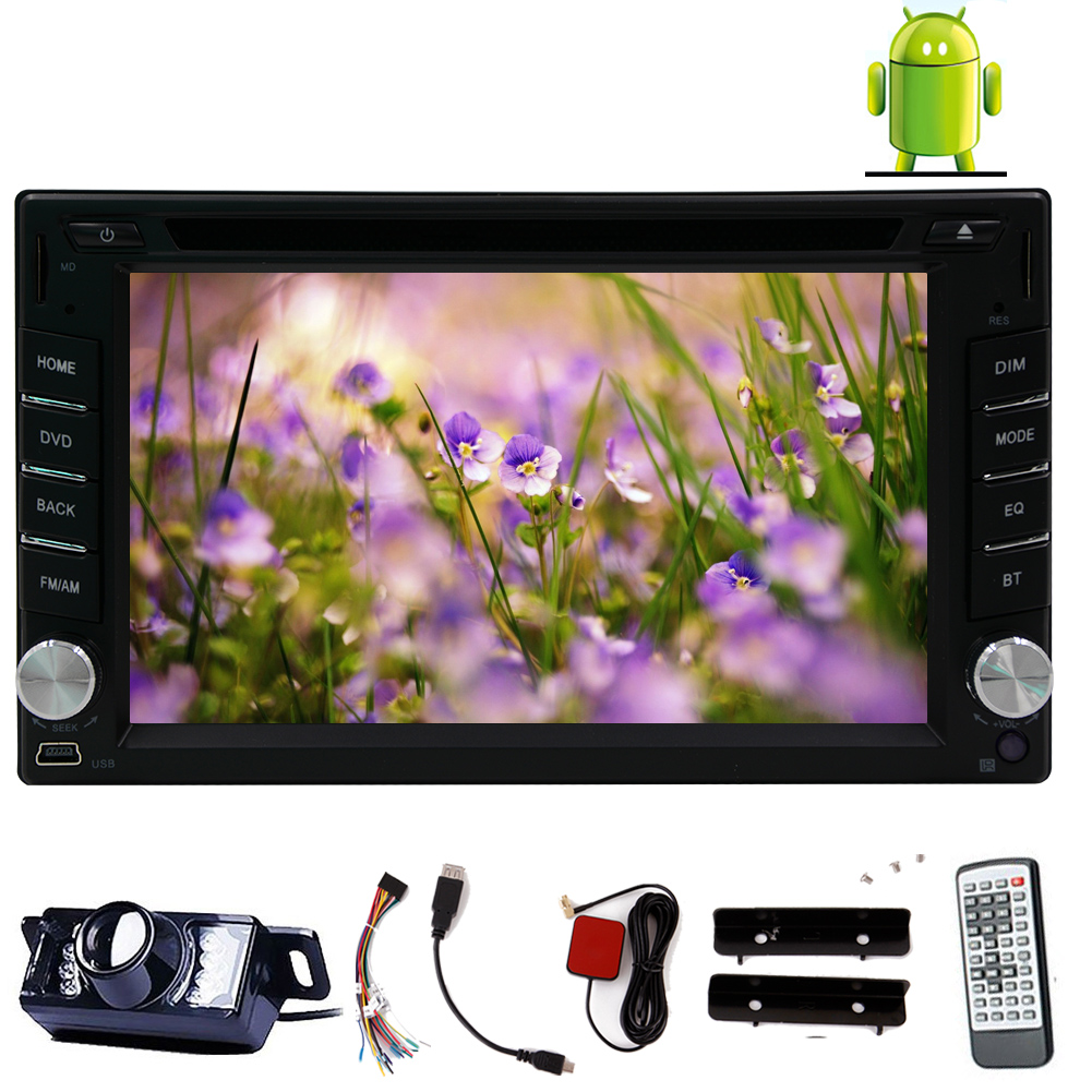 Android 5.1 Capacitive Touchscreen 3D Navigation GPS Video Receiver Universal 2 Din Stereo... by EinCar