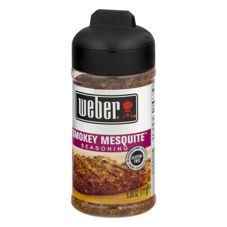 Best Weber Grill Creations Smokey Mesquite Seasoning, 6.25 oz deal