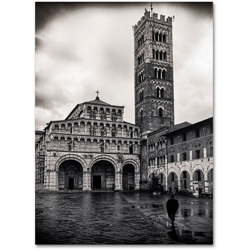 "Trademark Fine Art ""Need to Pray"" Canvas Art by Giuseppe Torre"