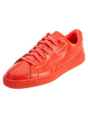 134837352e Product Image Puma Basket Classic Patent Emboss Mens Style   362035