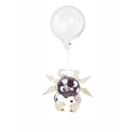 Black Floating Glass Crab Fish Tank Charm by Ganz