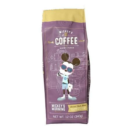 Disney Mickey's Coffee Mickey's Morning Roast 12oz. New Sealed