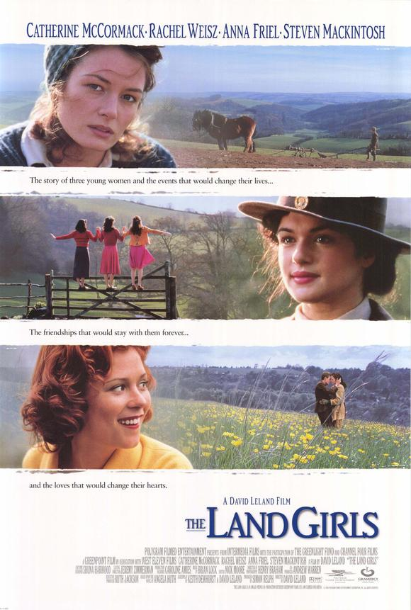 The Land Girls POSTER Movie (27x40) by Pop Culture Graphics