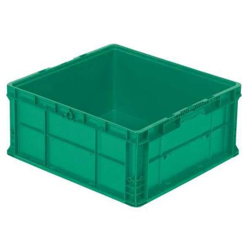 ORBIS NSO2422-11 GREEN Distribution Container, 24 In. L, Green