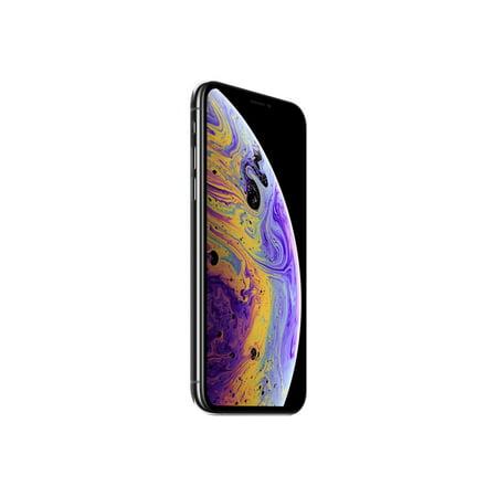Apple iPhone XS - Smartphone - dual-SIM - 4G Gigabit Class LTE - 256 GB - CDMA / GSM - 5.8