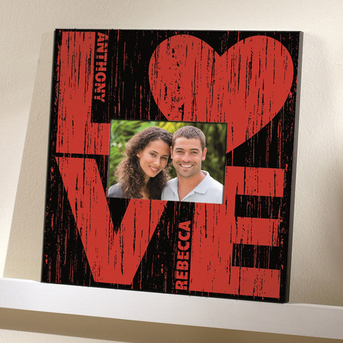 Personalized 5x6 Love Picture Frame