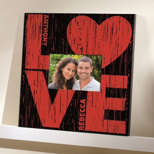 Personalized 5x6 Love Picture Frame - Walmart.com