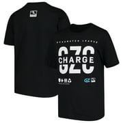 Guangzhou Charge Youth Overwatch League Splitter T-Shirt - Black