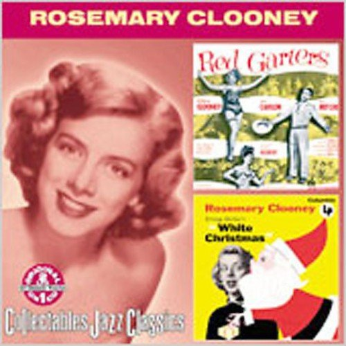 2 LPs on 1 CD: RED GARTERS (1954)/IRVING BERLIN'S WHITE CHRISTMAS (1954).<BR>Principal cast includes: Rosemary Clooney, Guy Mitchell, Joanne Gilbert.<BR>Originally released on Columbia.