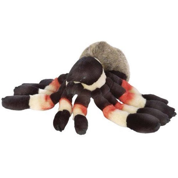 Tarantula Stuffed Animal, Cuddlekins Tarantula Plush 12 Inch Stuffed Toy Animal Walmart Com Walmart Com