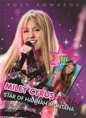 Miley Cyrus Me You Star Of Hannah Montana With Poster Walmart Com Walmart Com