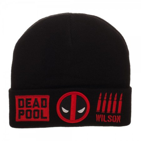 Beanie Cap - Deadpool - Omni Batch New Licensed kc3zxsmvu](Deadpool Hat)