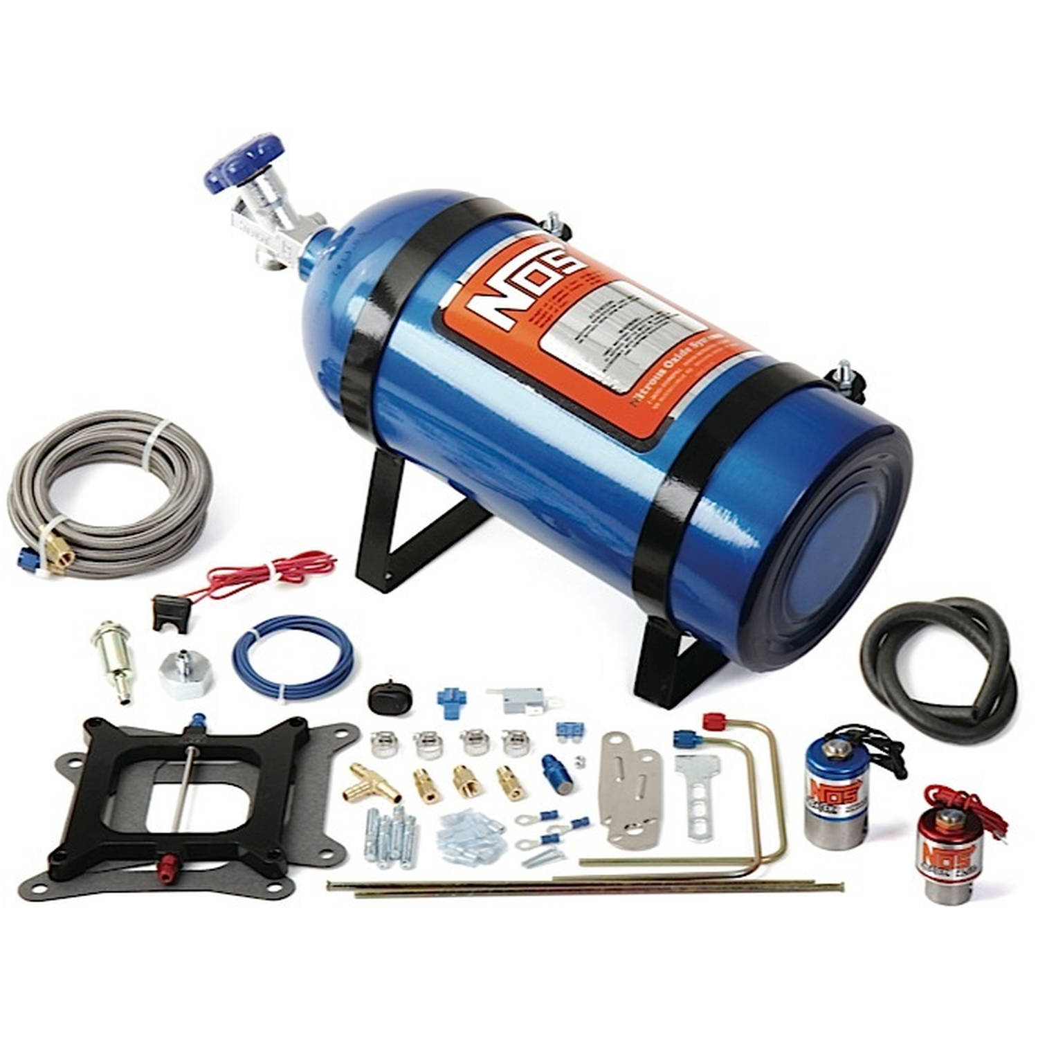 Cheater Kit Holley 4Bbl Sngl Replacement Auto Part, Easy to Install