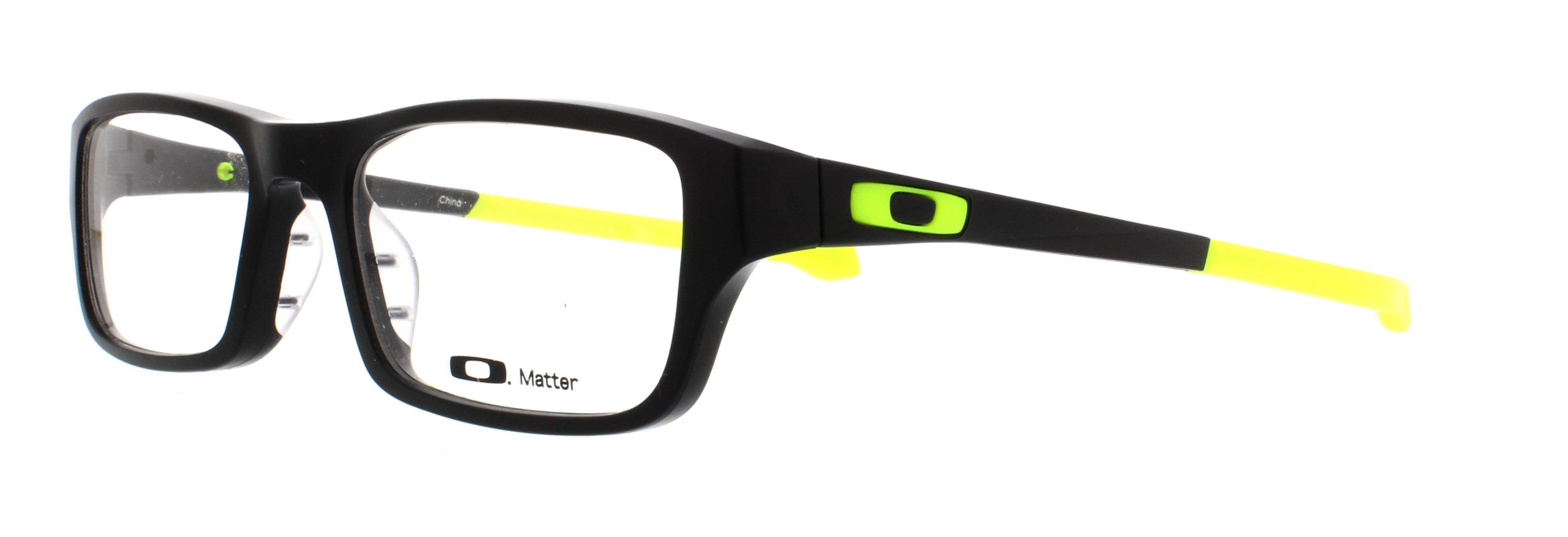 55fb3a3c026 OAKLEY Eyeglasses CHAMFER (OX8039-0649) Satin Black Retina Burn 49MM -  Walmart.com