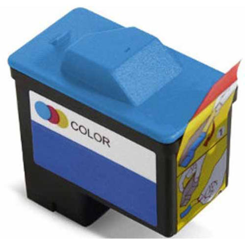 Universal Inkjet Premium Remanufactured Dell T0530/Series 1 Cartridge, Color