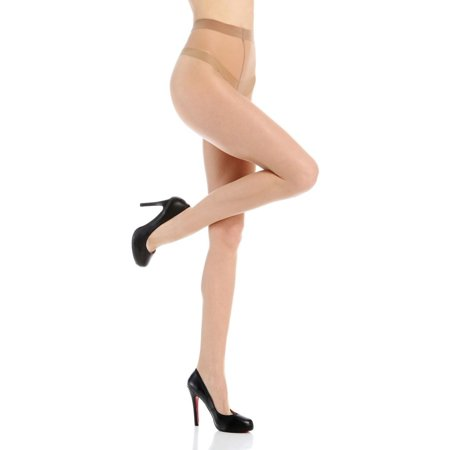 d86d8d1948c Wolford - Women s Wolford 17055 Luxe 9 Toeless Tights - Walmart.com