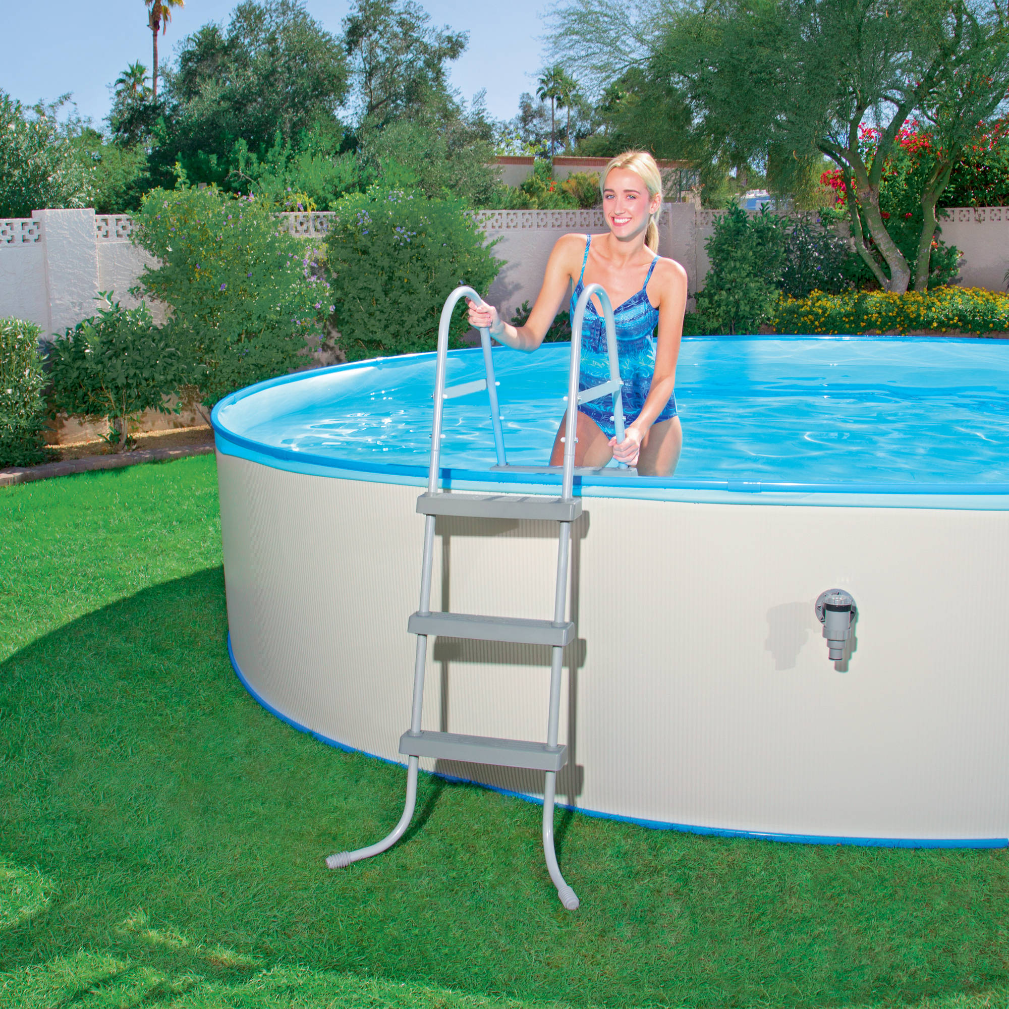 How Many Gallons Of Water To Fill An Above Ground Pool Round Designs