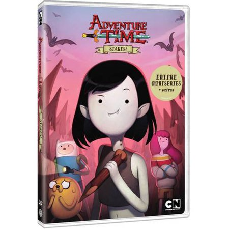 Cartoon Network  Adventure Time   Stakes  Miniseries