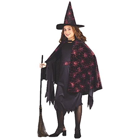 girls - Witch Glitter Chip Child Sm Halloween Costume - Child Small](Chimp Costume)
