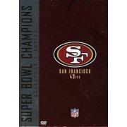 NFL Super Bowl Collection: San Francisco 49Ers by Warner