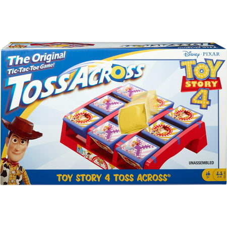 Toss Across Disney Pixar Toy Story Themed Game for Ages 5Y+ ()