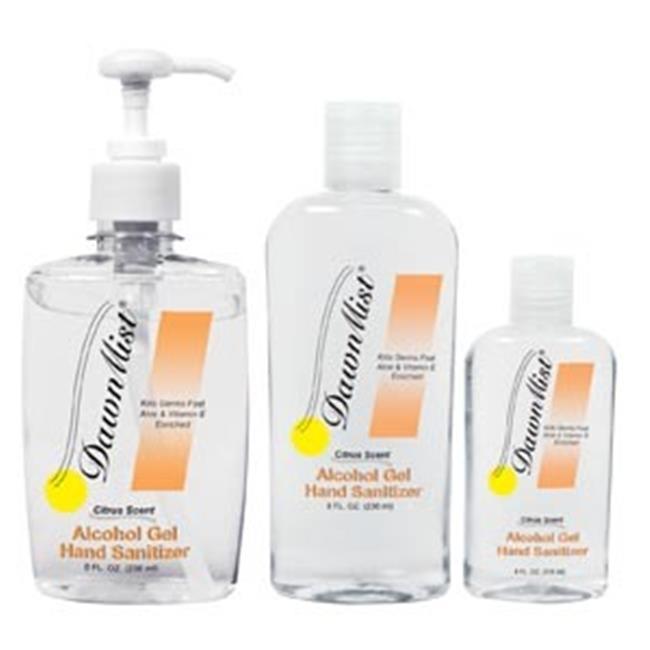 DUKAL Corporation HS8027 Instant Hand Sanitizer, 2 oz bottle with dispensing cap