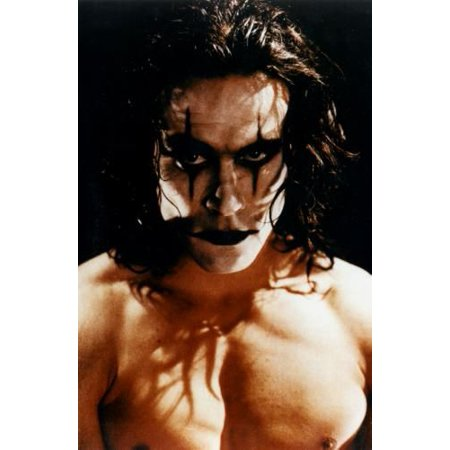Ships Rolled Crow The Brandon Lee Movie Poster 11X17 Mini Poster With Mail Gift Tube