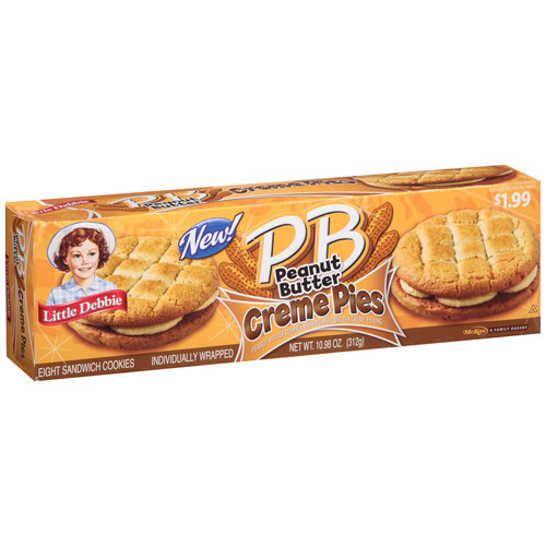 Chocolate Chip Cream Pie Little Debbie