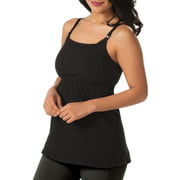 Loving Moments By Leading Lady Maternity To Nursing Babydoll Tank With Full Sling, Style L317