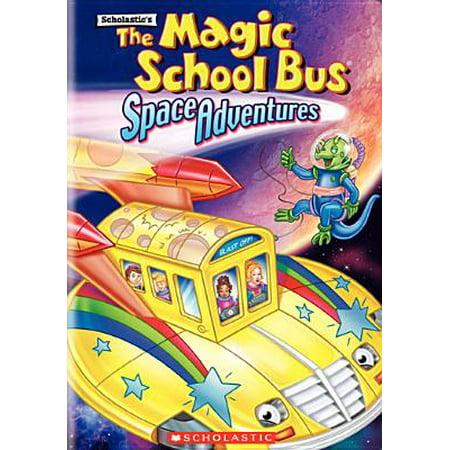 The Magic School Bus: Space Adventures (Full (Magic School Bus Full Episodes Gets Planted)