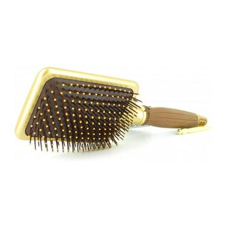 Olivia Garden Ceramic Ion Nano Thermic Styler Nt Paddle Brush