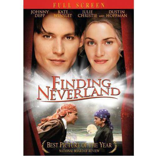 Finding Neverland (Full Frame)