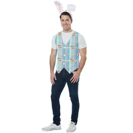 Easter Man Adult Costume Kit - Easter Costume Ideas