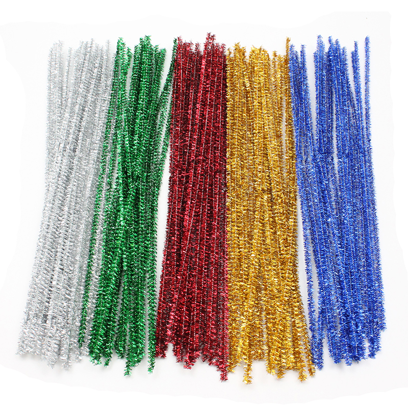 "Creativity Street® Jumbo Chenille Stems Class Pack, 6"", Assorted Colors, Pack of 1000"