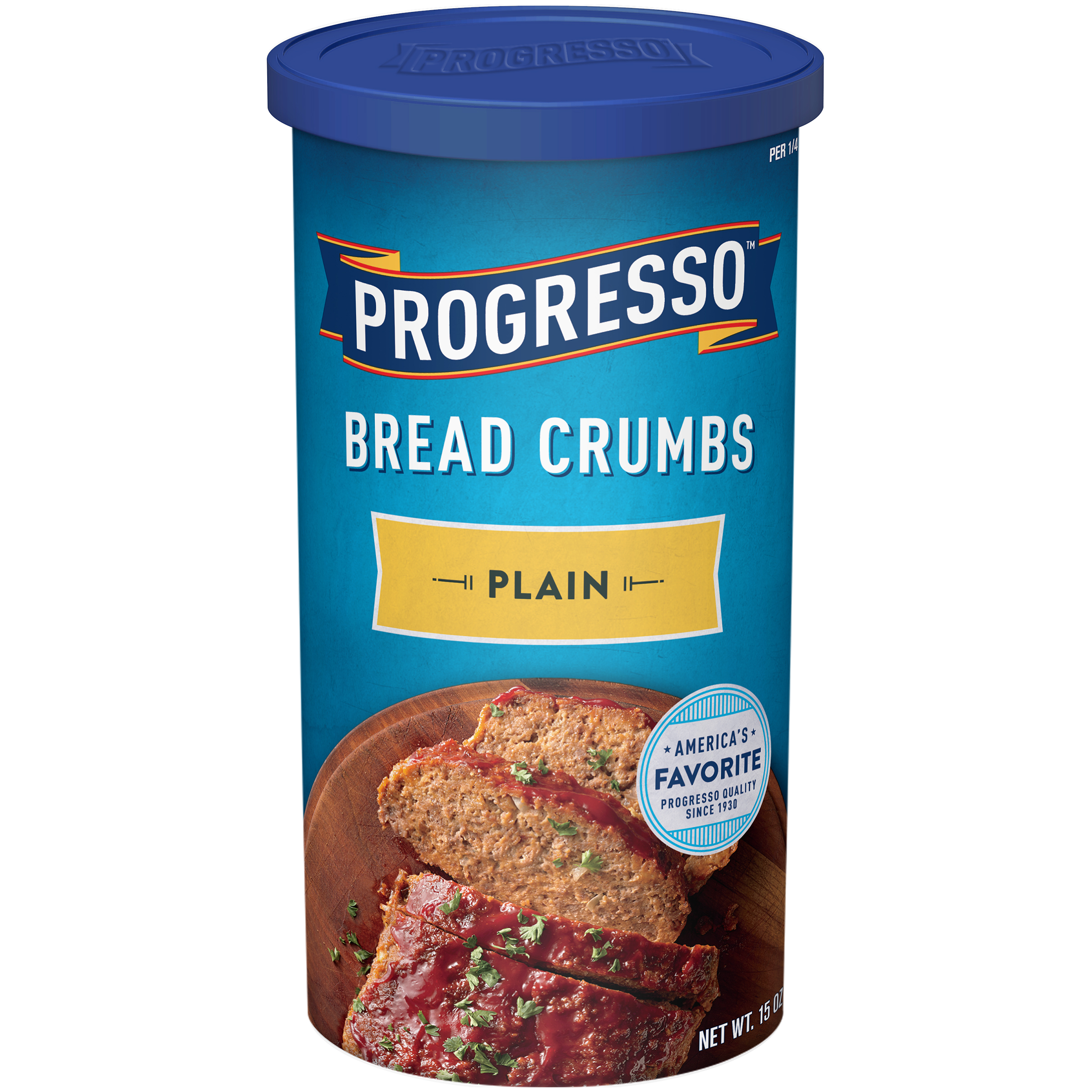 Progresso��� Plain Bread Crumbs 15 oz. Canister