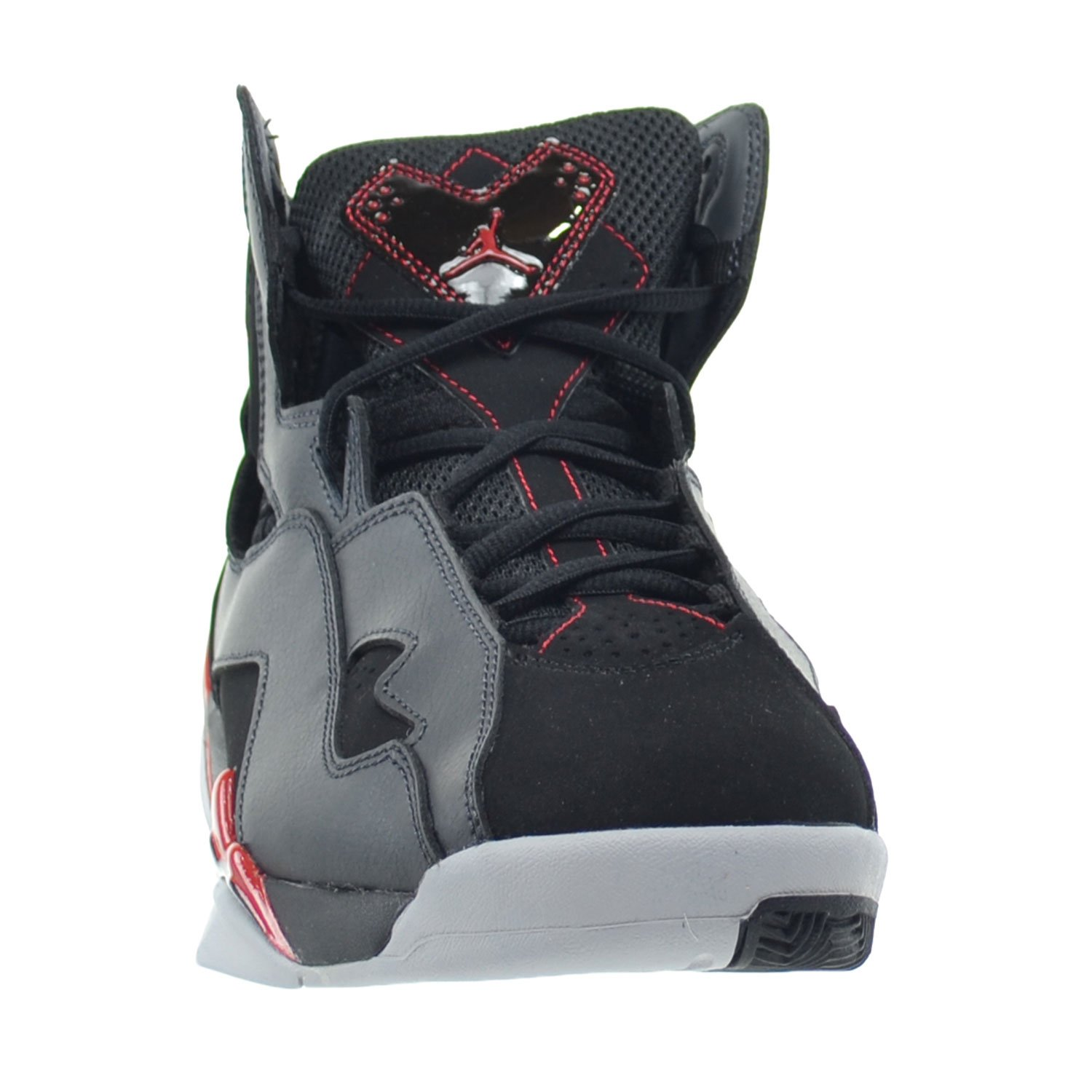 57262166a293 ... sweden jordan true flight mens shoes black gym red anthracite wolf grey  342964 002 leather and