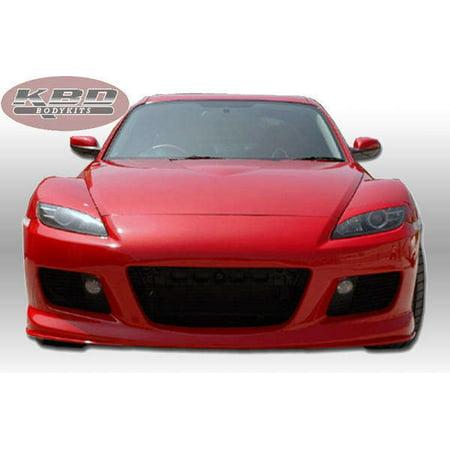Mazda RX8 2004-2008 MS Style 4 Piece Polyurethane Full Body