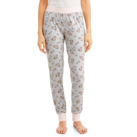 JV Apparel Women's and Women's Plus Sleep Jogger Pant