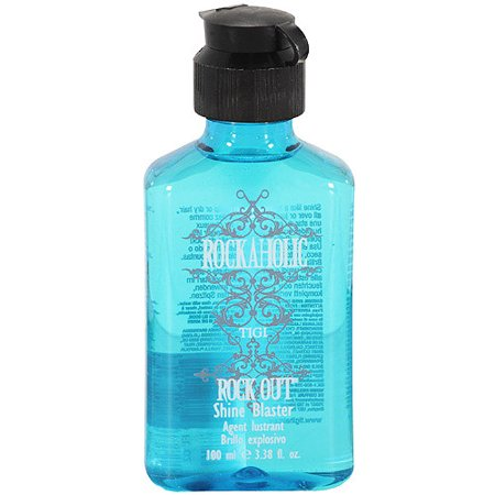 TIGI Rockaholic Rock Out Shine Blaster, 3.38 oz