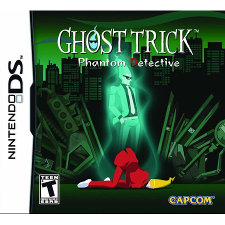 Ghost Trick: Phantom Detective NDS (Best Ds Detective Games)