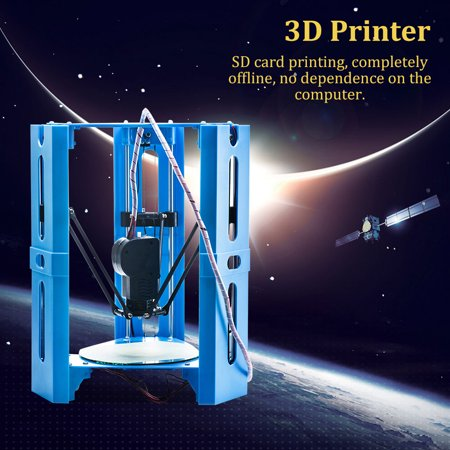 Mini High-Precision Home DIY Desktop FDM 3D Printer Complete