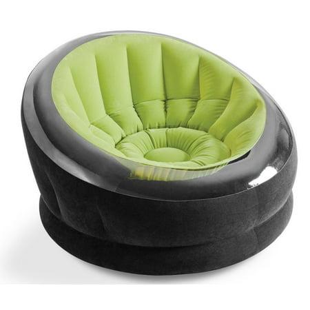 Intex Inflatable Lime Green Empire Chair 68582EP](Air Chairs)
