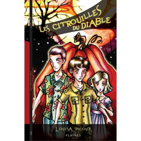 citrouilles du diable, Les - eBook - Diablesa Halloween