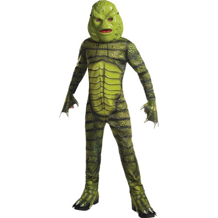 Universal Monsters Boys Creature From The Black Lagoon - Trinity From Matrix Costume