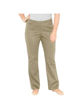 b3482f8d2 Womens Plus Pants - Walmart.com
