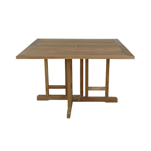 Anderson Teak Montage Folding Dining Table by Anderson Collection