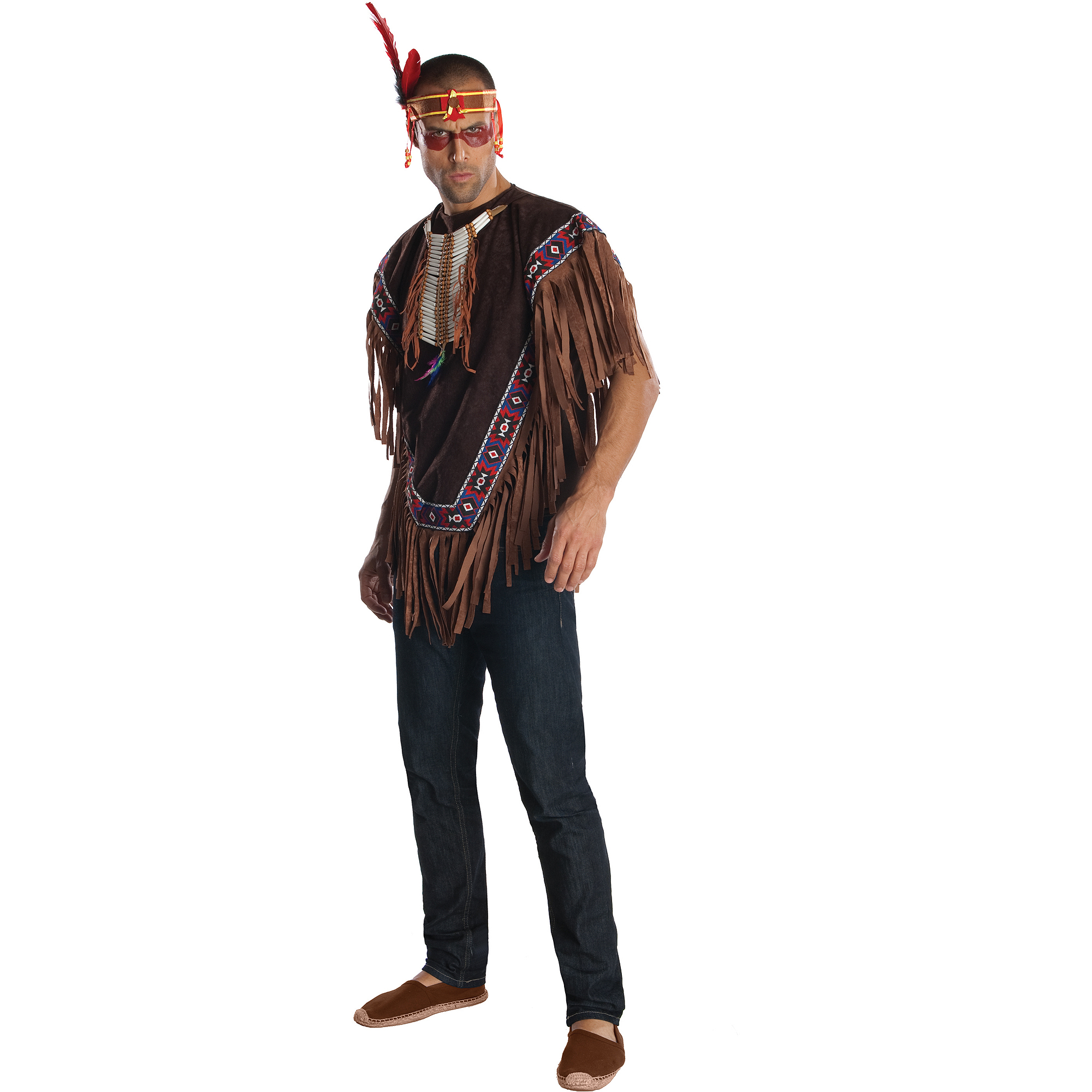 Native American Adult Halloween Dress Up / Role Play Costume ...