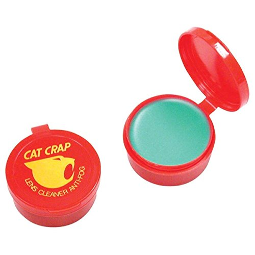 EK Ekcessories Cat Crap Anti-Fog w  Lens Cleaner Anti-Fog 5 oz. By EK by