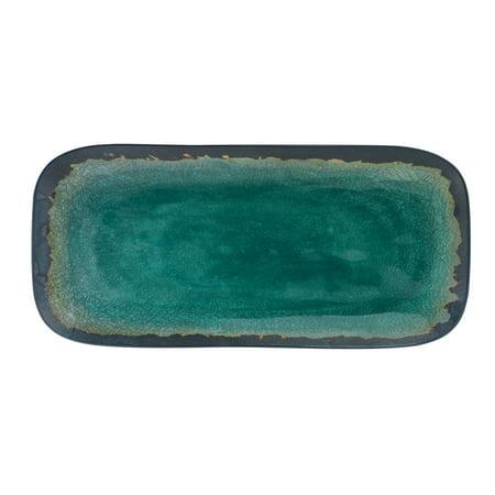 Merritt International Melamine Turquoise Natural Elements 15