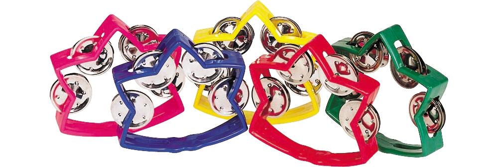 Littlestar Tambourine by Rhythm Band